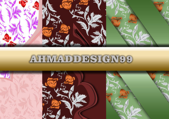 The Cheapest Design Pattern Graphic Patterns By ahmaddesign99 - Image 3