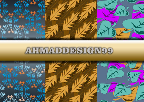 The Cheapest Design Pattern Graphic Patterns By ahmaddesign99 - Image 5