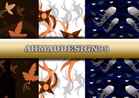 The Cheapest Design Pattern Graphic Patterns By ahmaddesign99 - Image 6