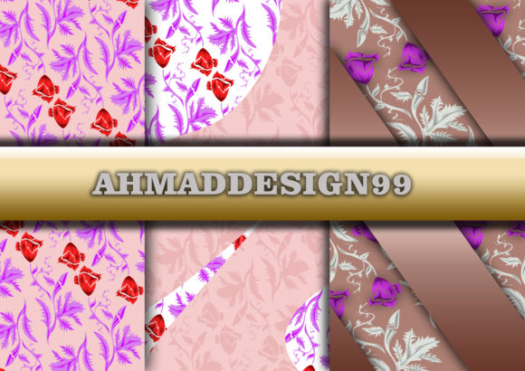 The Cheapest Design Pattern Graphic Patterns By ahmaddesign99