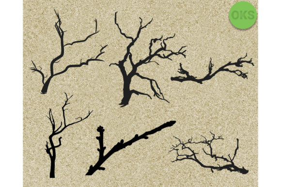 Download Free Tree Branch Svg Graphic By Crafteroks Creative Fabrica for Cricut Explore, Silhouette and other cutting machines.