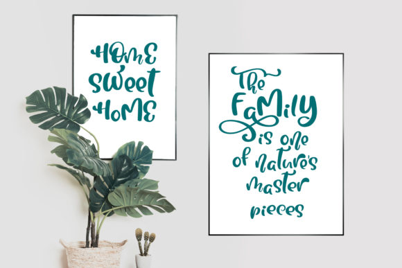 Tropical Font By Happy Letters Image 4