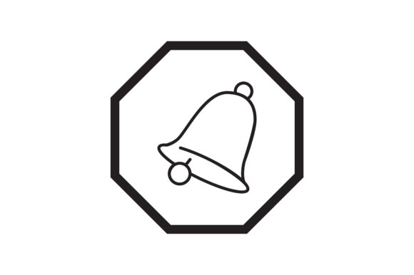 Download Free User Bell Icon Graphic By Zafreeloicon Creative Fabrica for Cricut Explore, Silhouette and other cutting machines.