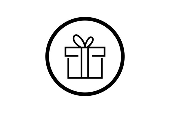 Download Free User Gift Box Interface Icon Graphic By Zafreeloicon Creative SVG Cut Files