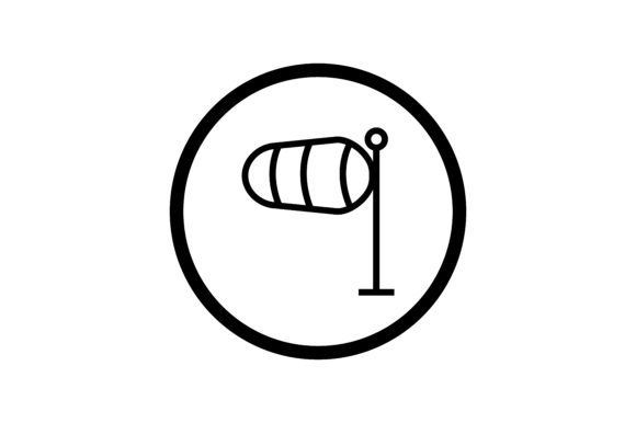 Download Free User Wind Sock Interface Icon Graphic By Zafreeloicon Creative for Cricut Explore, Silhouette and other cutting machines.