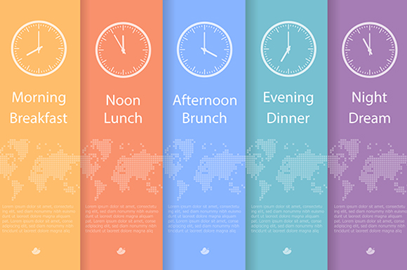 Download Free Vector Timeline Infographic Graphic By Alexzel Creative Fabrica for Cricut Explore, Silhouette and other cutting machines.