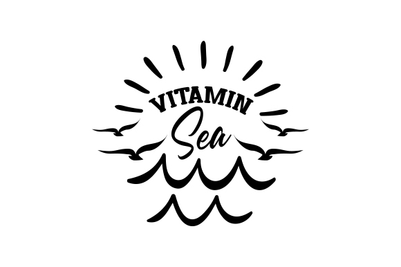 Download Free Vitamin Sea Svg Plotterdatei Von Creative Fabrica Crafts for Cricut Explore, Silhouette and other cutting machines.