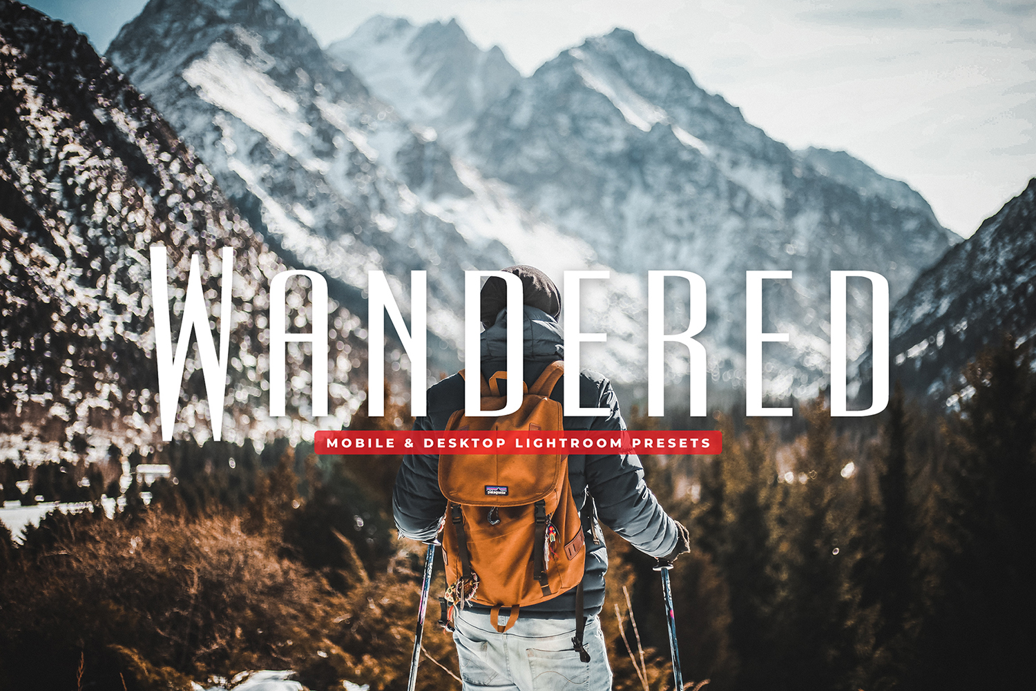 Download Free Wandered Lightroom Presets Pack Graphic By Creative Tacos for Cricut Explore, Silhouette and other cutting machines.