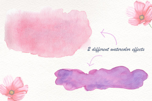 Print on Demand: Watercolor Summer Collection Graphic Illustrations By tanatadesign - Image 3