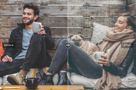 Weekend Lightroom Presets Pack Graphic By Creative Tacos Image 3