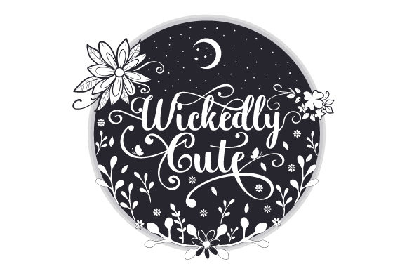 Wickedly Cute Kids Craft Cut File By Creative Fabrica Crafts
