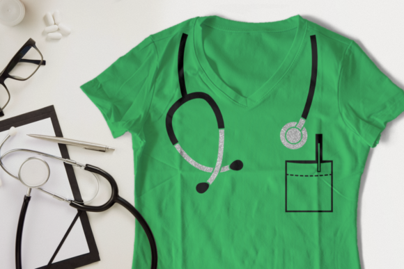 Stethoscope Graphic By Designedbygeeks Creative Fabrica
