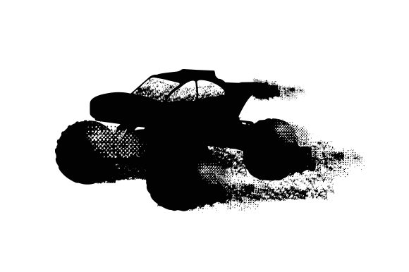 Download Free 4 Wheel Drive Truck Mudding Svg Cut File By Creative Fabrica for Cricut Explore, Silhouette and other cutting machines.
