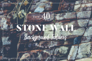 40 Stone Wall Background Textures Graphic Backgrounds By Textures