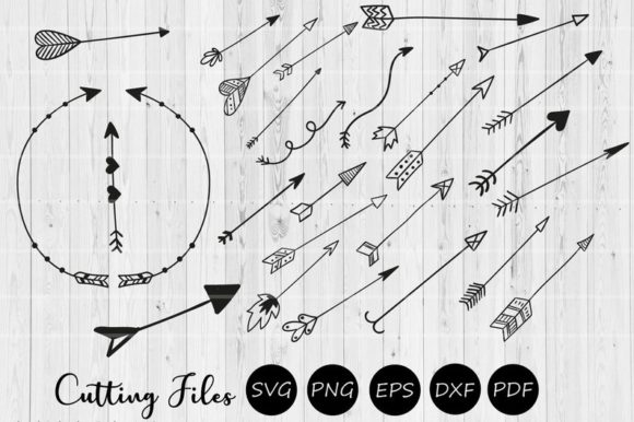 Download Free 68 Arsty Arrows Humble Bundle Svg Graphic By Hd Art Workshop for Cricut Explore, Silhouette and other cutting machines.