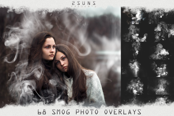 68 Fog Overlays, Smoke Overlays Mist Graphic Layer Styles By 2SUNS