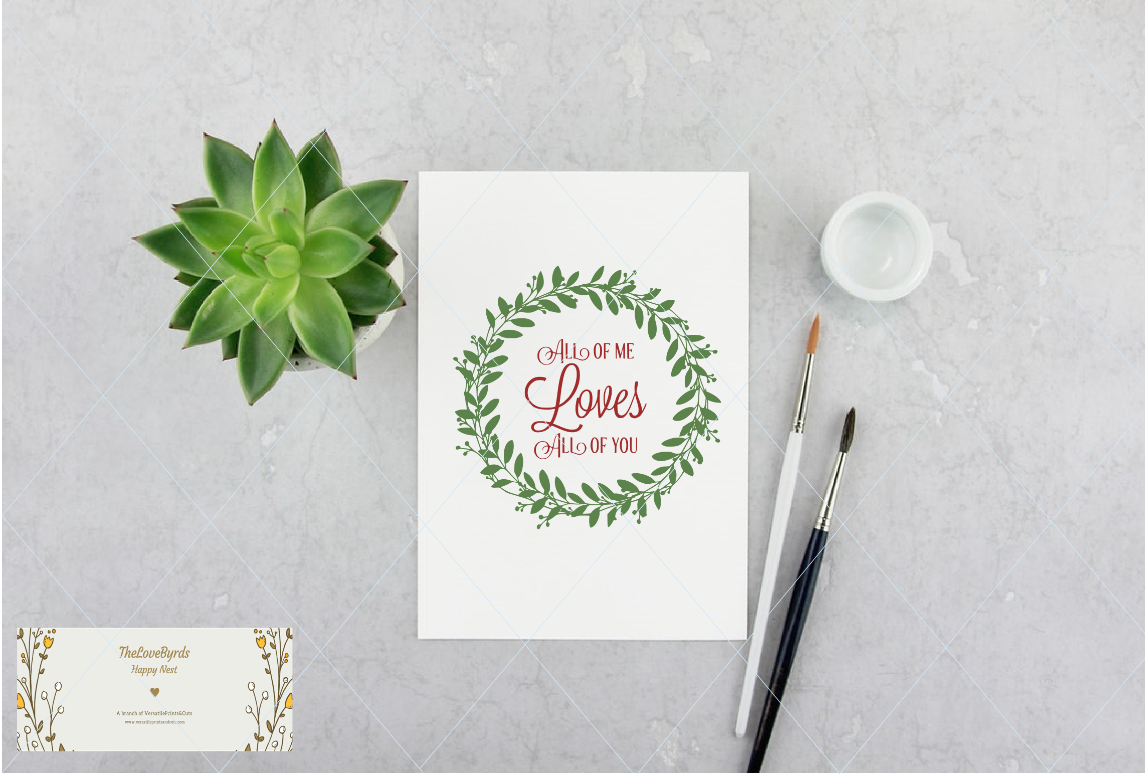 Download Free All Of Me Loves All Of You Svg Cut File Graphic By Thelovebyrds for Cricut Explore, Silhouette and other cutting machines.