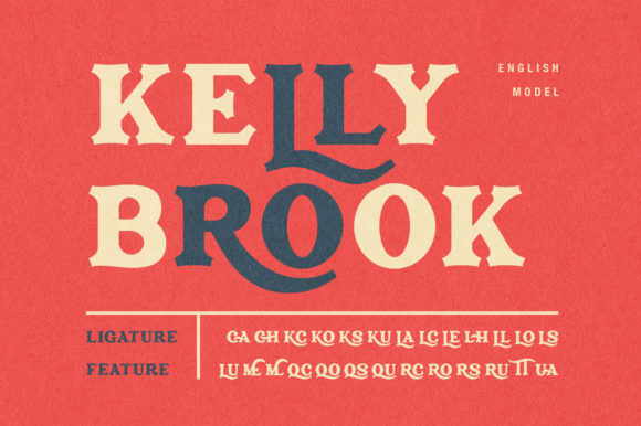 Print on Demand: Archerone Display Font By Runsell Graphic - Image 9