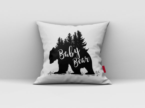 Download Free Baby Bear Design Graphic By Aartstudioexpo Creative Fabrica for Cricut Explore, Silhouette and other cutting machines.