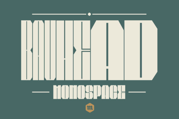 Bauhead Sans Serif Font By Headfonts