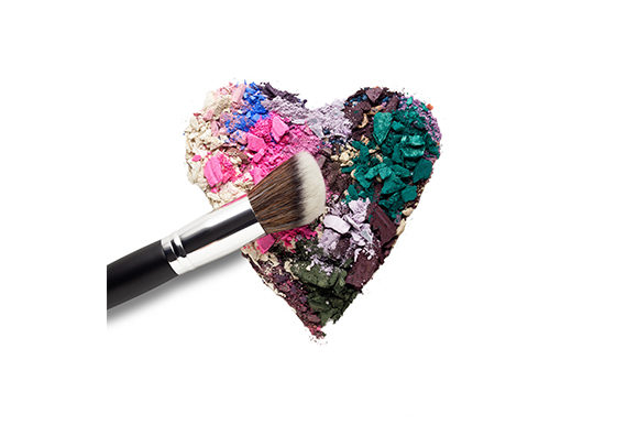 Beauty Brushes. Grafik Beauty & Mode von Sasha_Brazhnik