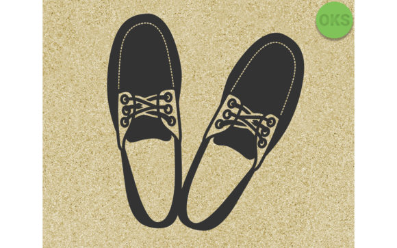 Download Free Boat Shoes And Loafers For Men Svg Eps Graphic By Crafteroks for Cricut Explore, Silhouette and other cutting machines.