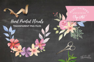 Bouquet Set Embellish Flowers Florals Graphic By Bloomella