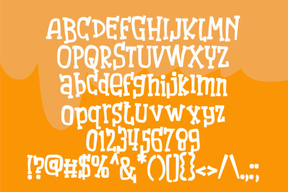Bread and Honey Font Download