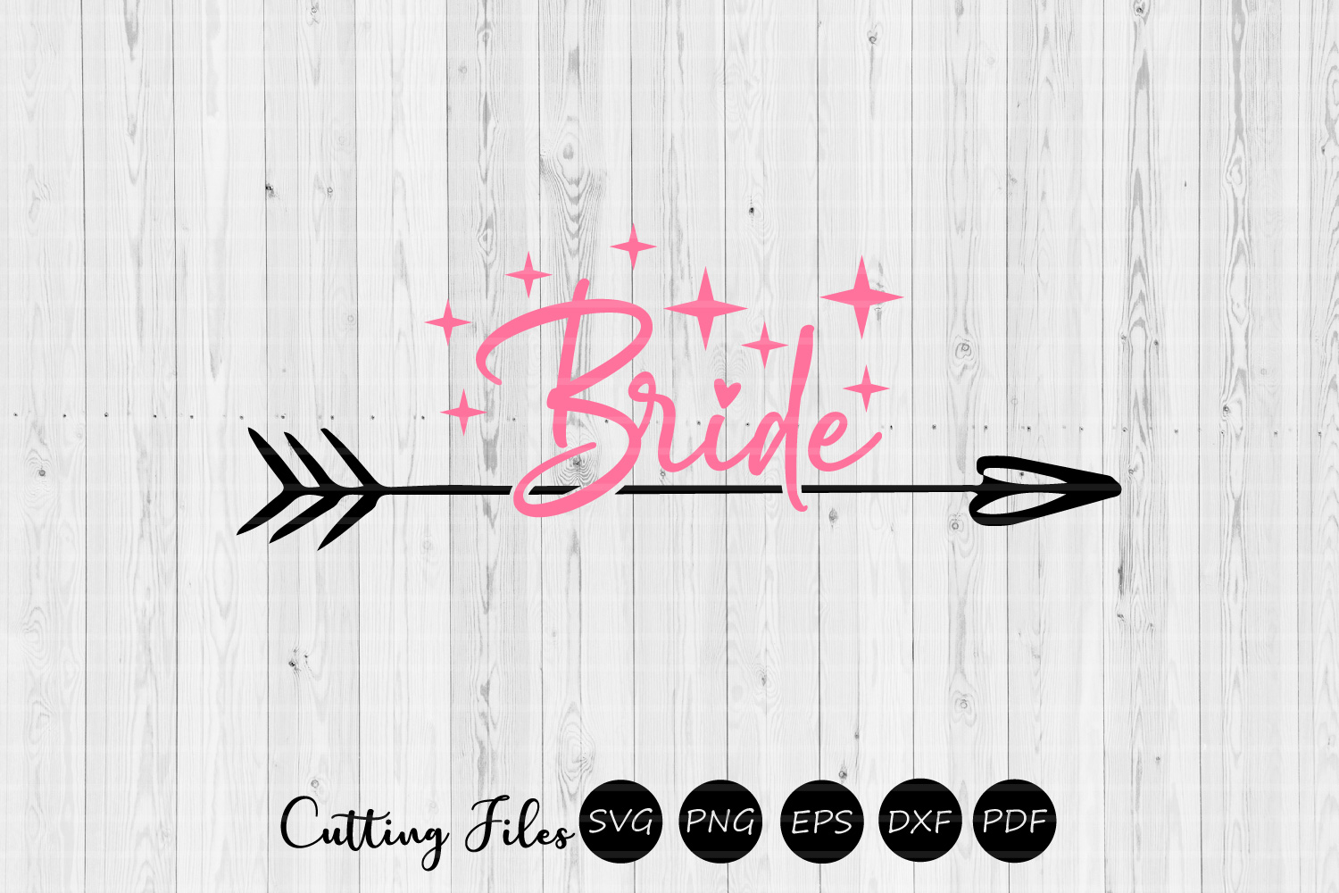 Download Free Bride Wedding Cut File Graphic By Hd Art Workshop Creative for Cricut Explore, Silhouette and other cutting machines.