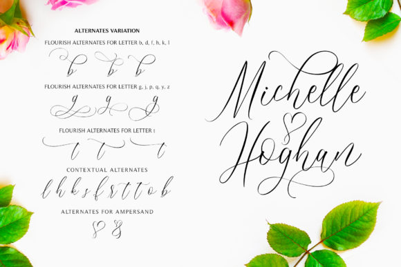 Print on Demand: Bridgesty Script & Handwritten Font By motokiwo - Image 2