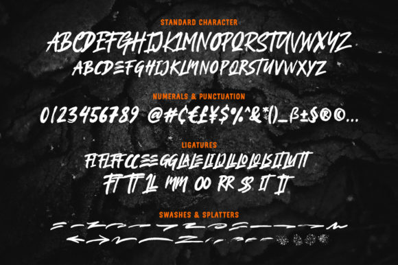 Print on Demand: Brightland Display Font By Weape Design - Image 12