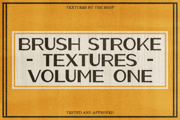 Brush Stroke Textures Volume 01 Graphic Textures By theshopdesignstudio