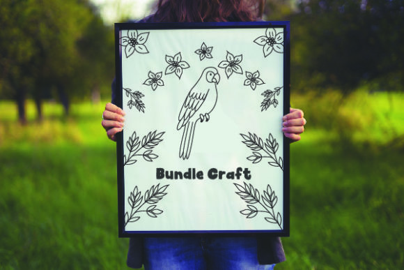Bundle Craft Amazing Hand Made Graphic Crafts By OKEVECTOR - Image 2