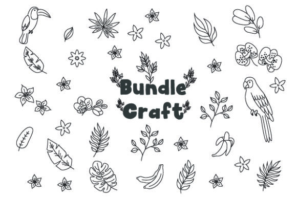 Bundle Craft Amazing Hand Made Graphic Crafts By OKEVECTOR - Image 3