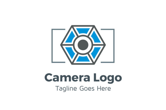 Camera Logo 2 Graphic By Acongraphic Image 1