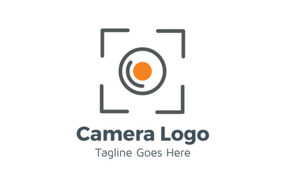 Camera Logo 2 Graphic Logos By Acongraphic - Image 1