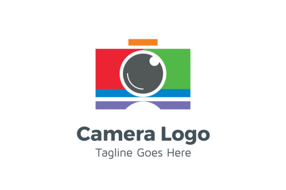 Download Free Camera Logo 2 Graphic By Acongraphic Creative Fabrica for Cricut Explore, Silhouette and other cutting machines.