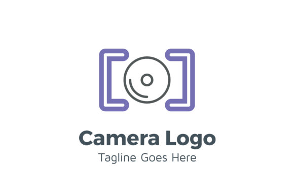Camera Logo 2 Graphic By Acongraphic