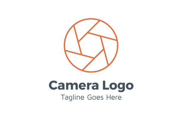 Camera Logo Graphic Logos By Acongraphic - Image 1