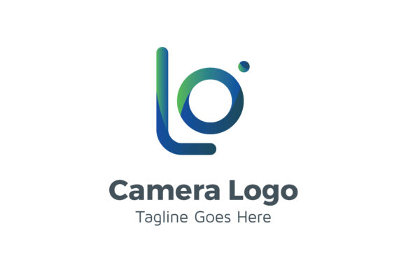 Camera Logo Graphic By Acongraphic