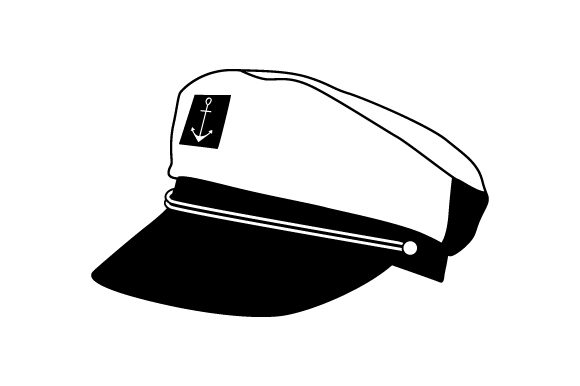 Download Free Captain Hat Svg Cut File By Creative Fabrica Crafts Creative for Cricut Explore, Silhouette and other cutting machines.