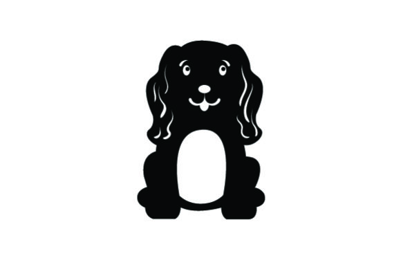 Cavalier King Charles Spaniel Dog Animals Craft Cut File By Creative Fabrica Crafts - Image 2