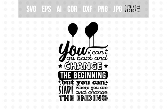 Change the Ending Graphic Crafts By danieladoychinovashop