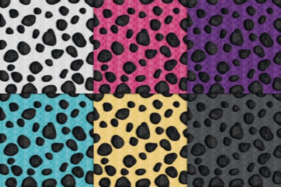 Print on Demand: Cheetah Digital Paper Graphic Textures By fantasycliparts - Image 2