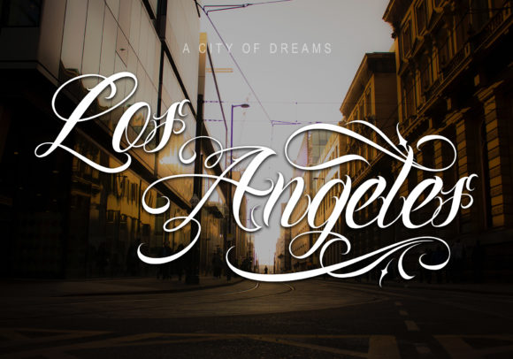 Print on Demand: Chicano Script & Handwritten Font By Muntab_Art - Image 3