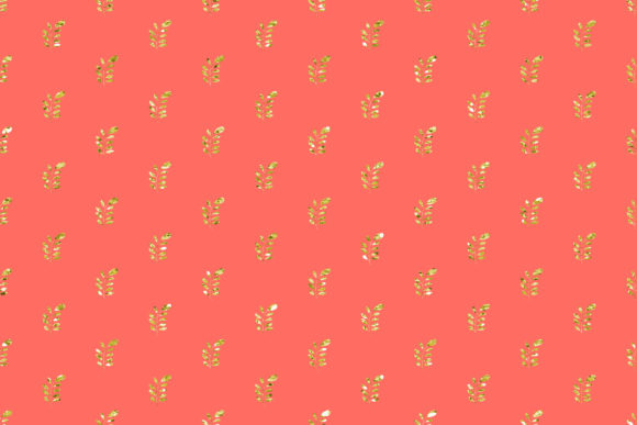 Download Free Coral Glitter Digital Papers Patterns Graphic By Bonadesigns for Cricut Explore, Silhouette and other cutting machines.