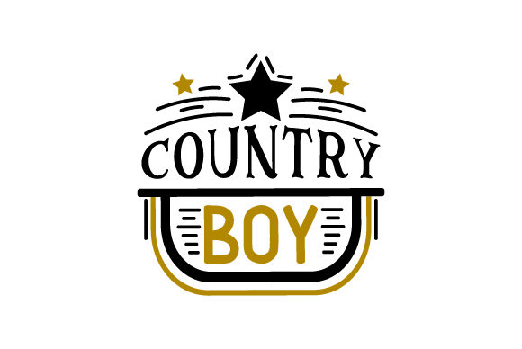Download Free Country Boy Svg Cut File By Creative Fabrica Crafts Creative for Cricut Explore, Silhouette and other cutting machines.