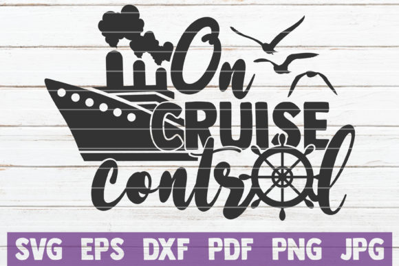Cruising SVG Bundle Graphic Graphic Templates By MintyMarshmallows - Image 8