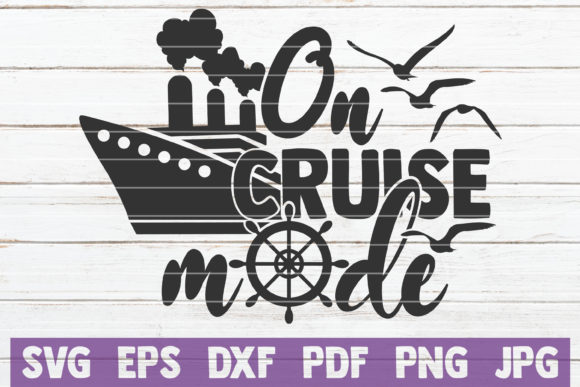 Cruising SVG Bundle Graphic Graphic Templates By MintyMarshmallows - Image 9