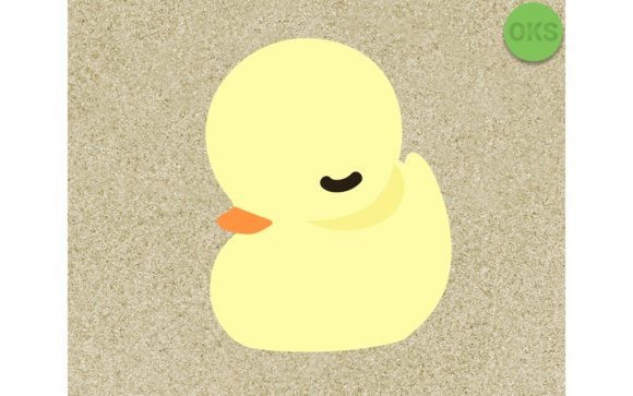 Cute Duckling Vector Graphic By Crafteroks Creative Fabrica
